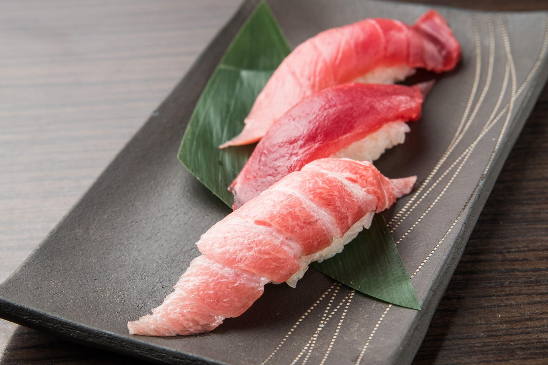 ニヤニヤが高級寿司に変わる