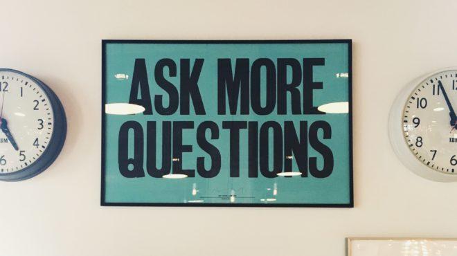 話はまず問題点から聞け!~行動実験から学ぶ③