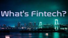 【フィンテック入門編】日本の金融に影響を与える技術とは?
